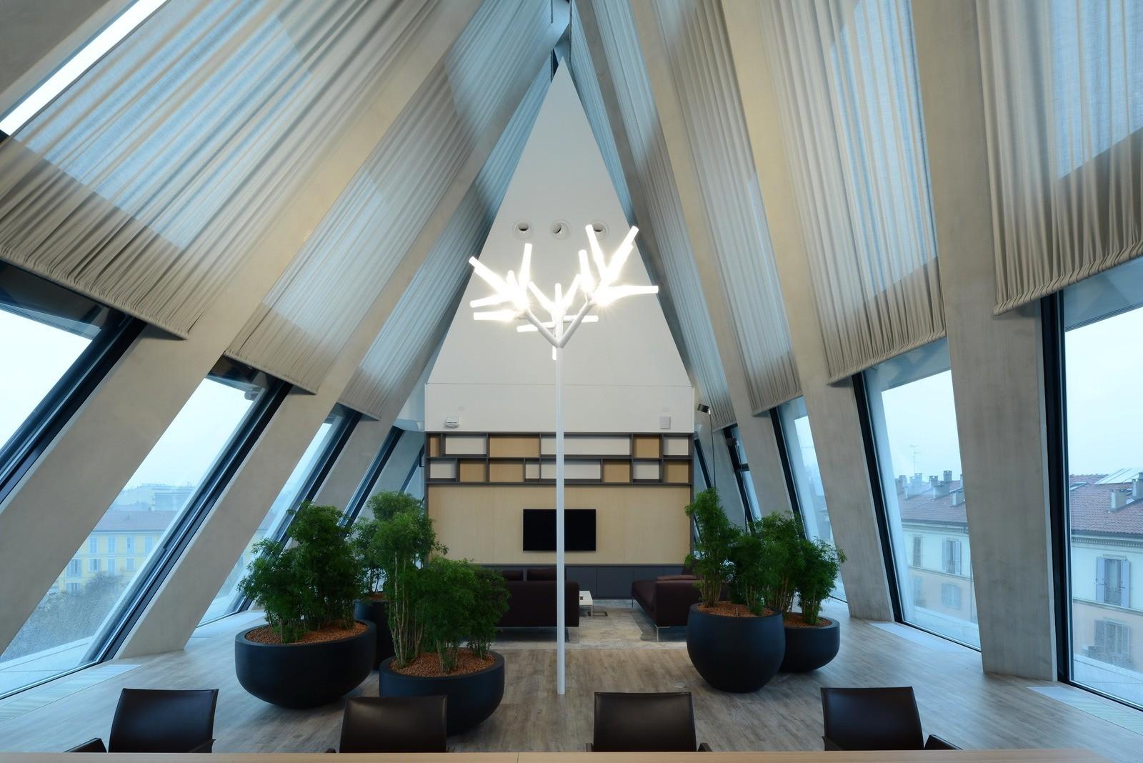 Новый офис Microsoft в Италии