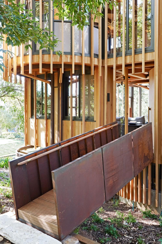 Лесной дом для загородного отдыха в ЮАР