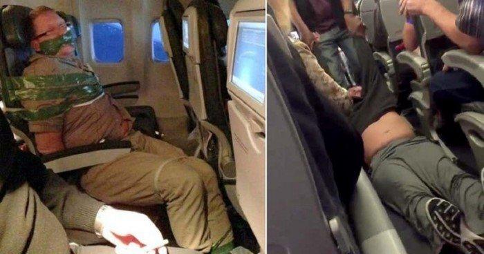 Неожиданные неприятности, которые поджидают вас на борту самолета