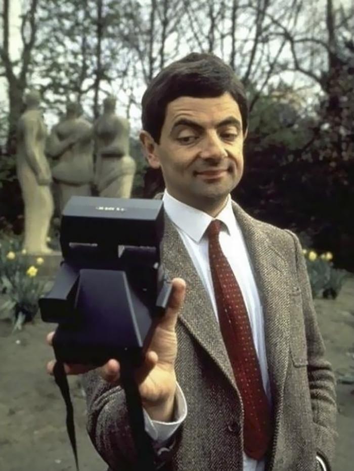 Первые селфи знаменитостей до смартфонов