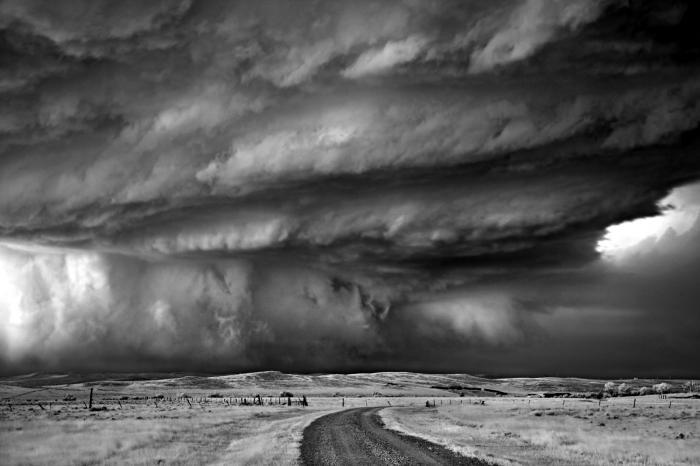 Смерчи и ураганы