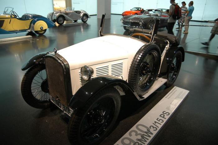 В музее BMW