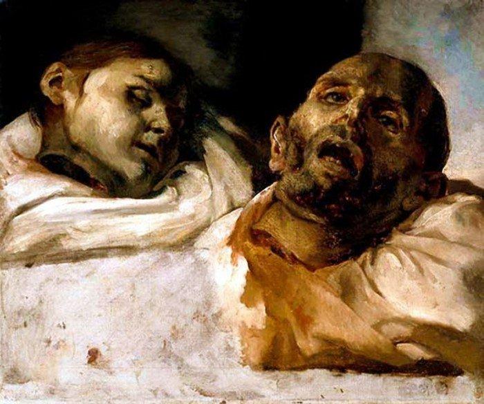 Знаменитые картины, которые могут напугать до смерти