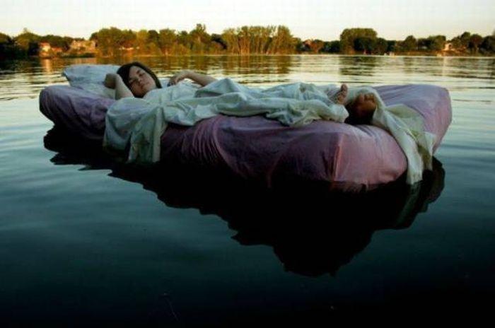 Различные виды отдыха в веселой подборке