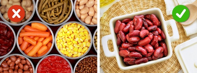9 продуктов, которые только прикидываются здоровыми
