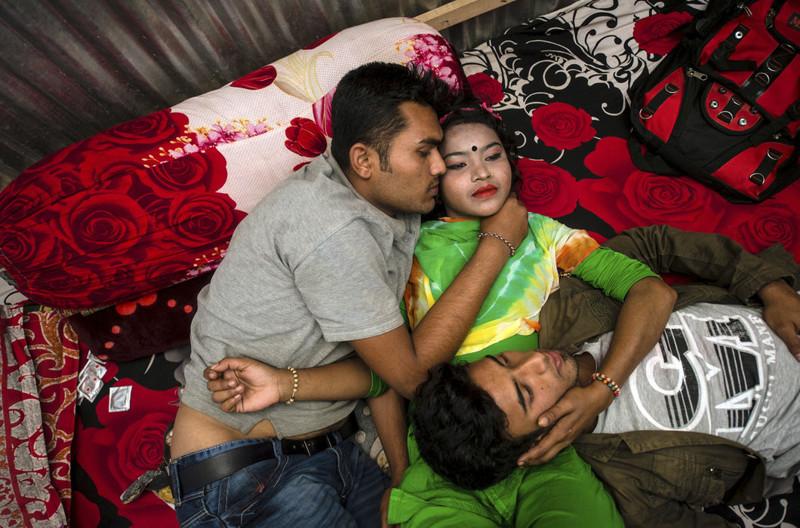 Бордель Кандапара в Бангладеш