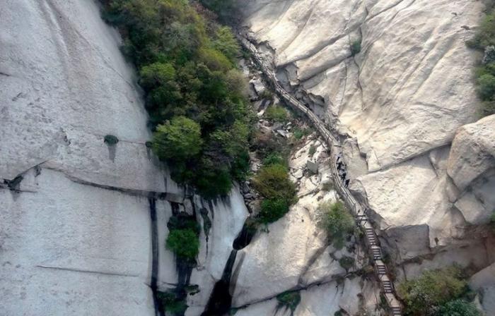 Самая опасная пешая тропа в мире