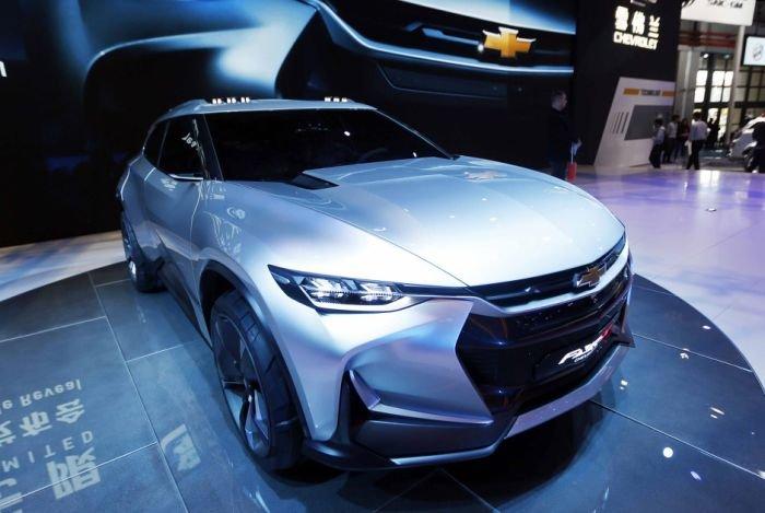 Шанхайский автосалон-2017