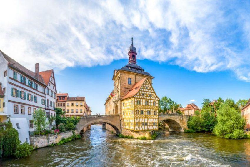 Сказочные городки Германии