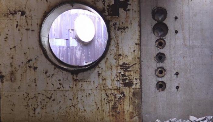 Заброшенные объекты и техника времен СССР