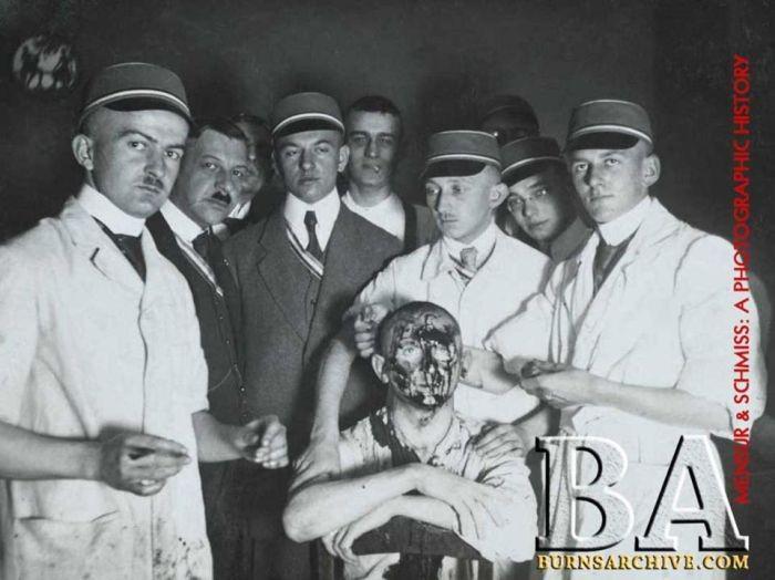 Бойцовские клубы начала XX века
