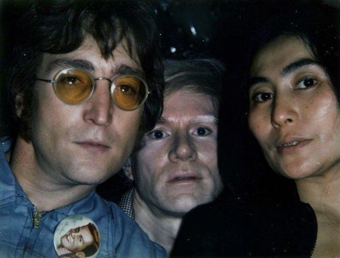 Неизвестные фотографии известных людей