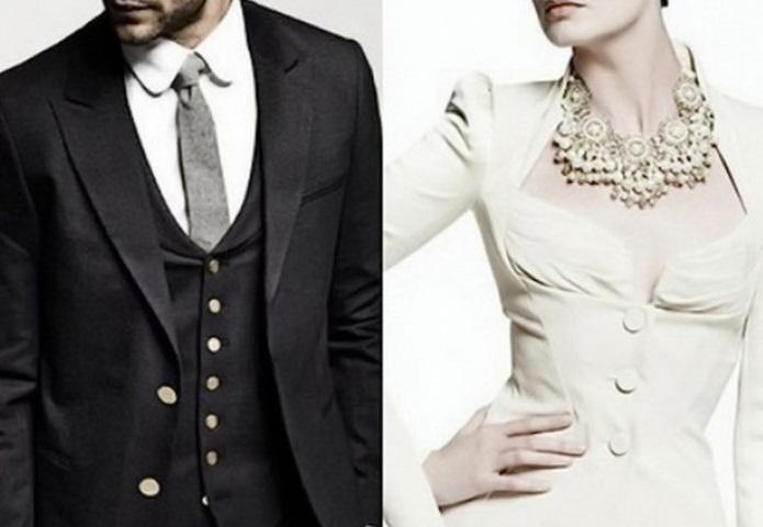 Почему у женщин и мужчин пуговица на одежде с разных сторон