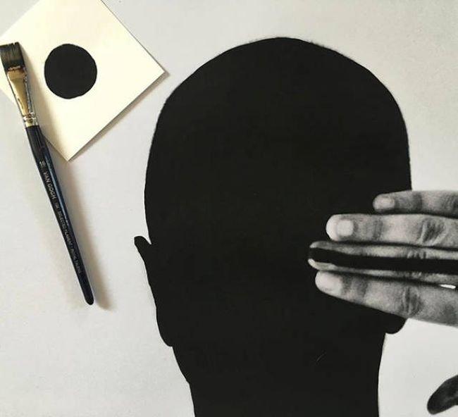 Самая черная в мире краска