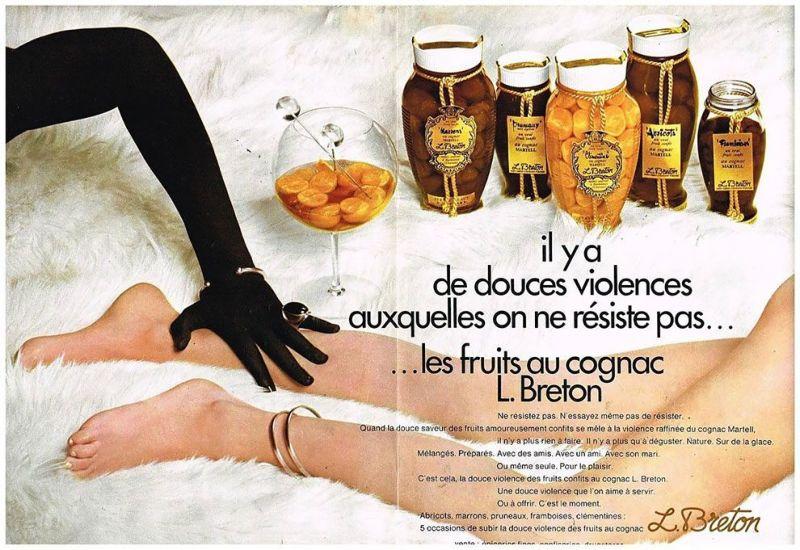 Тактика рекламы алкоголя: женщина и бутылка