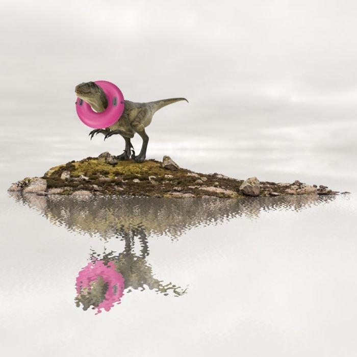 Удивительные изображения, созданные с помощью фотошопа