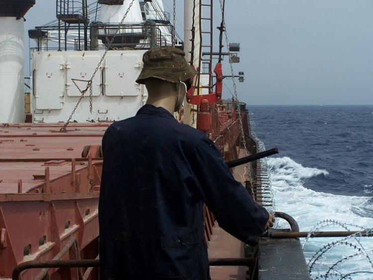 Бюджетная охрана от сомалийских пиратов