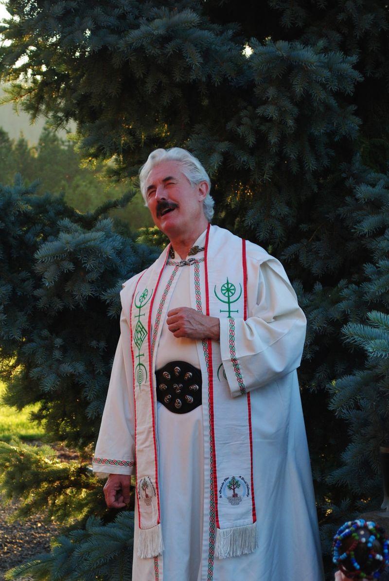 Американский культ современных язычников, возрождающих кельтские обряды