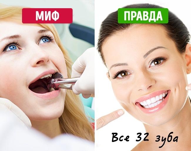 Эти 8 мифов об уходе за зубами вредят нашему здоровью