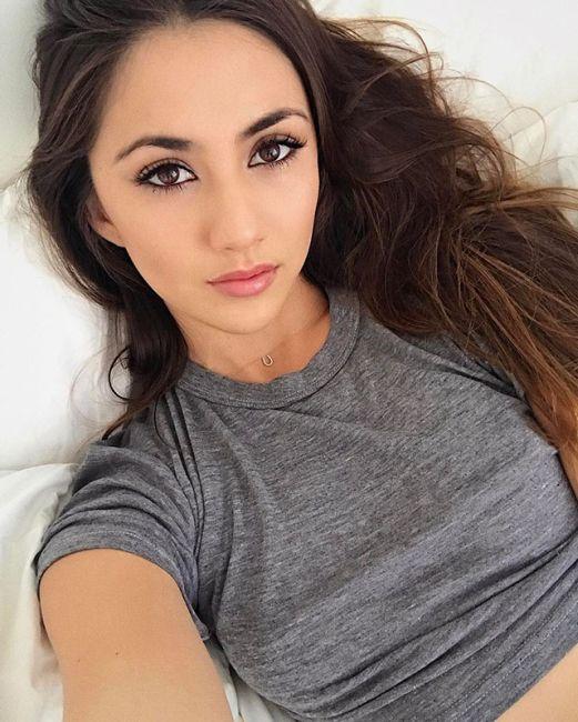 Красивые девушки из Инстаграм