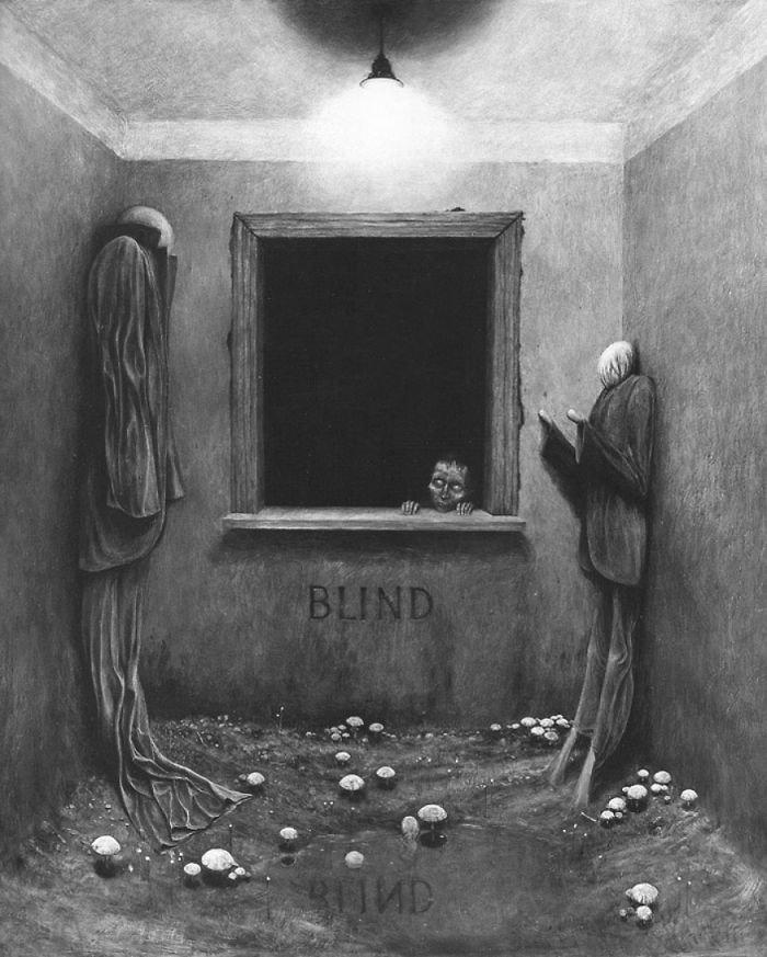 Существа и образы из ночных кошмаров