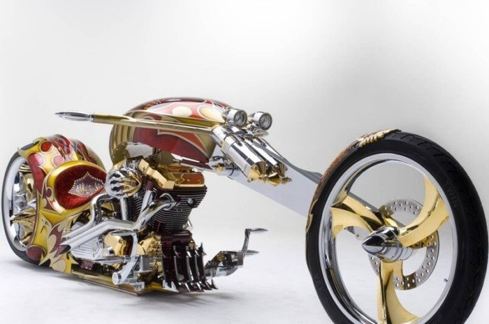 10 самых дорогих мотоциклов мира