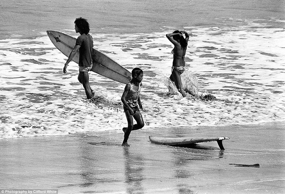 Бали в 1970-е