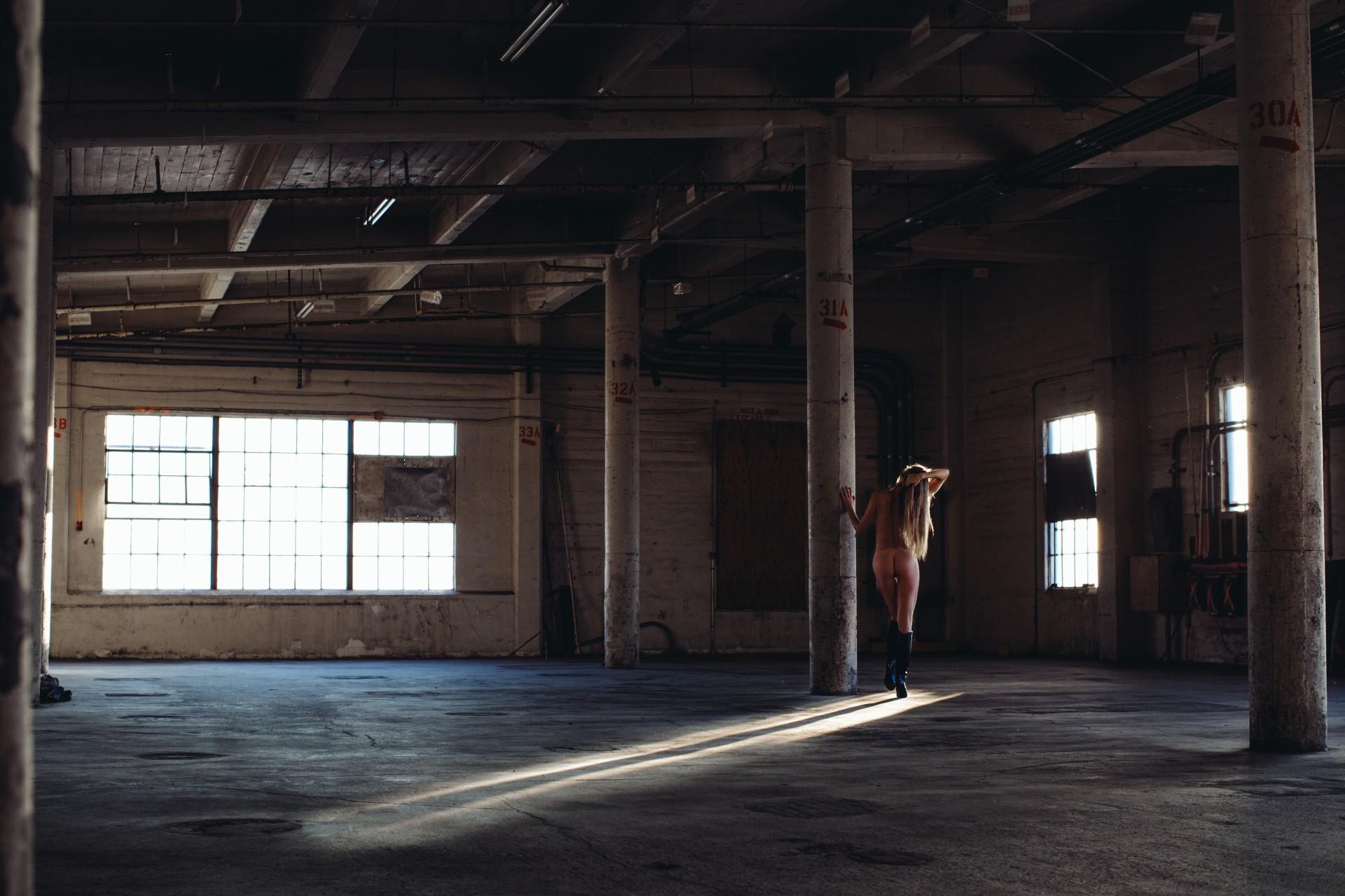 Девушки на снимках Макса Томпсона
