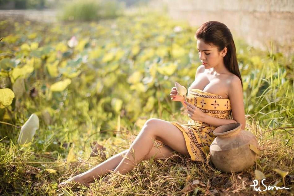 Камбоджийской актрисе запретили сниматься в кино