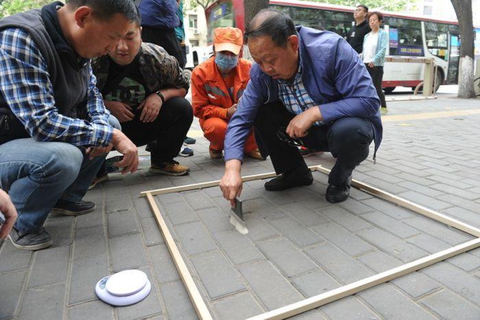 В Китае оценивать качество работы дворников будут взвешиванием пыли