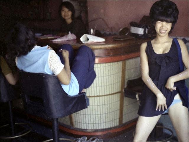 Проституция во времена Вьетнамской войны в фотографиях