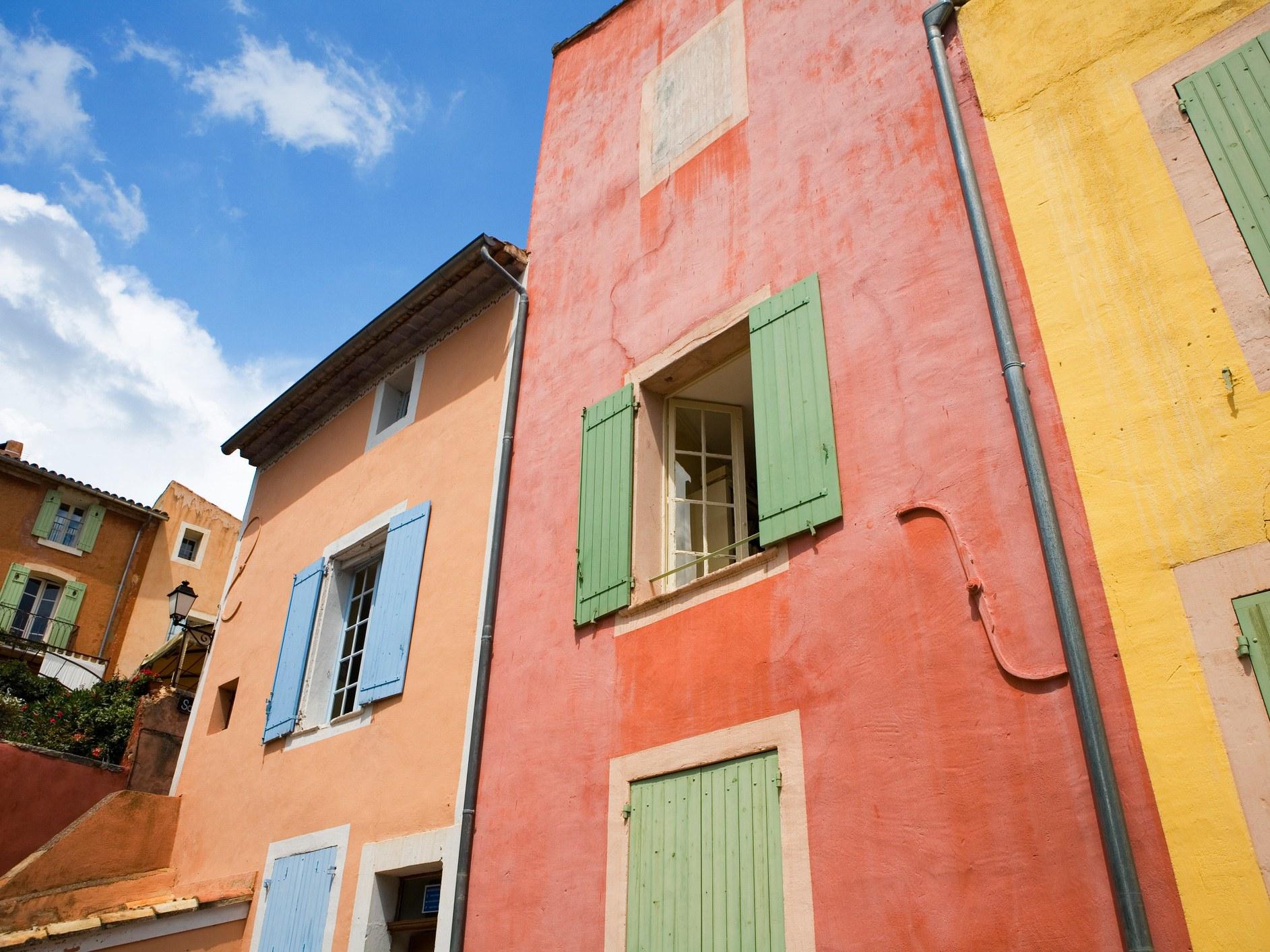 10 небольших французских городков