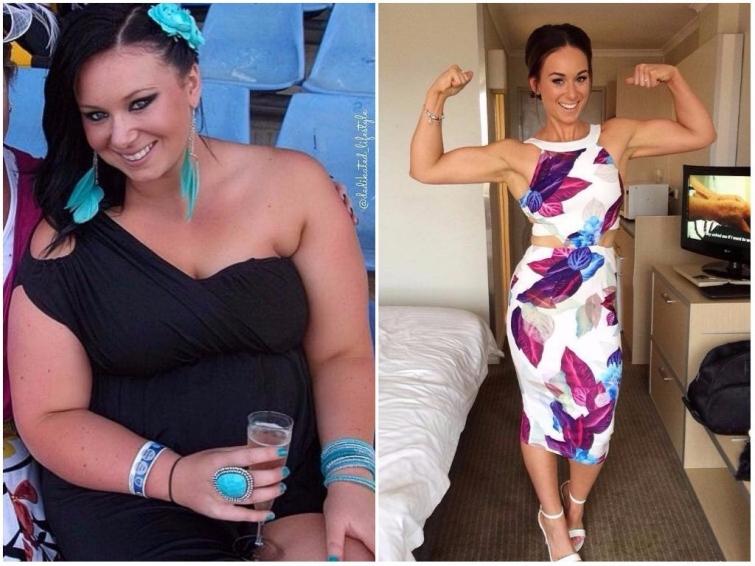 20 вдохновляющих людей, сбросивших лишний вес