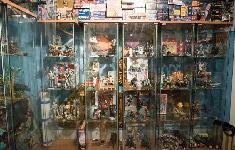Внушительная коллекция игрушек за полтора миллиона долларов