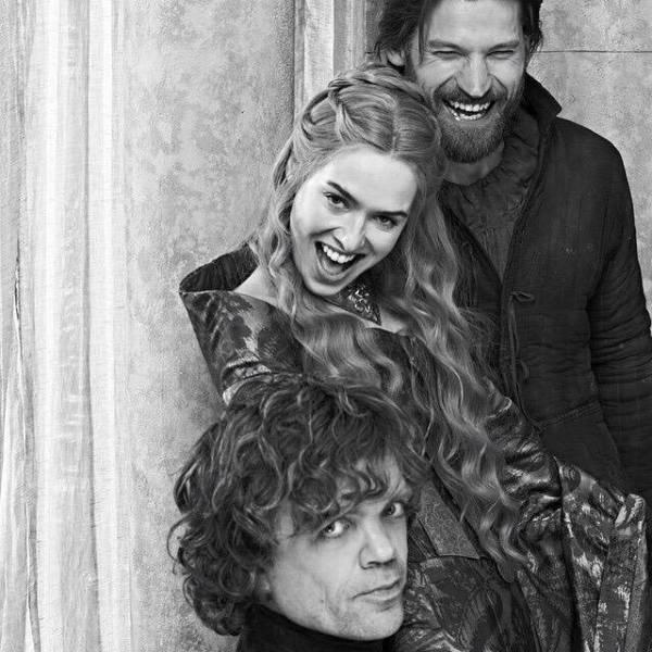 Актеры сериала Игра престолов на досуге