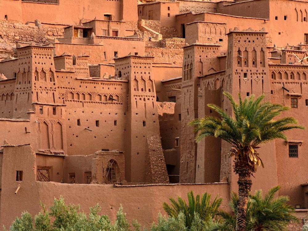 Красочные снимки удивительного Марокко