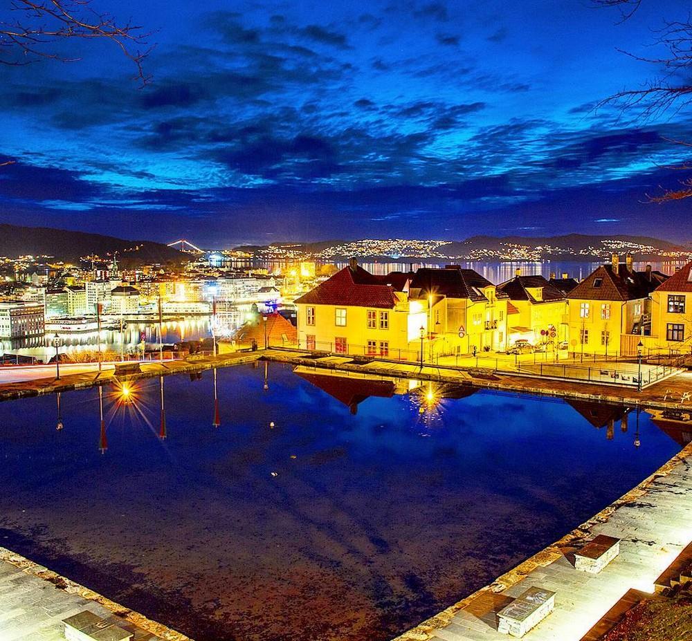 Красота норвежских городов от Атле Расмуссена