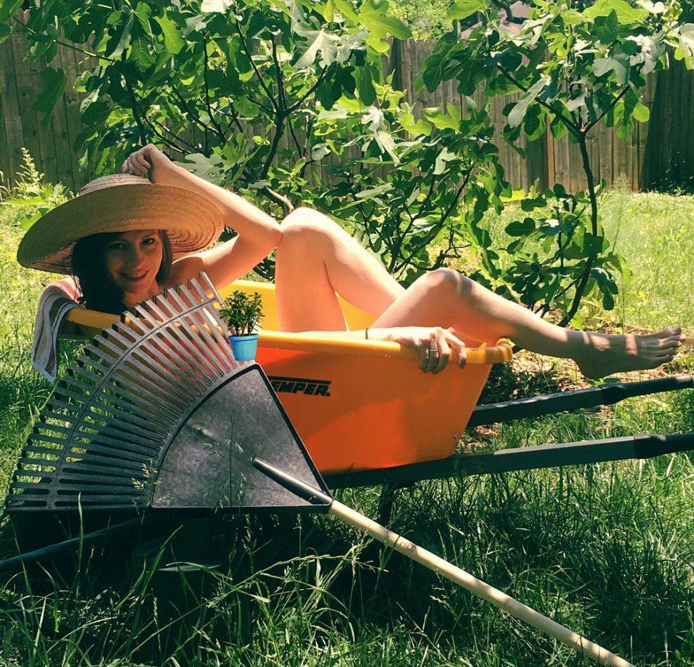 Международный день голого садоводства
