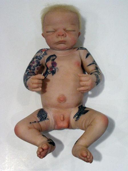 Татуированный ребенок