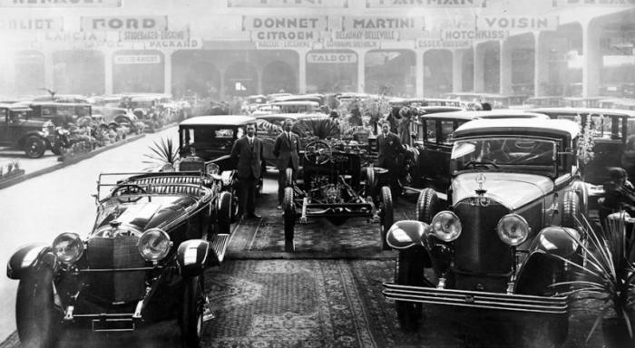 Как появились автошоу и для чего они нужны