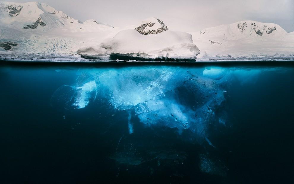 Удивительная Антарктика от Josselin Cornou