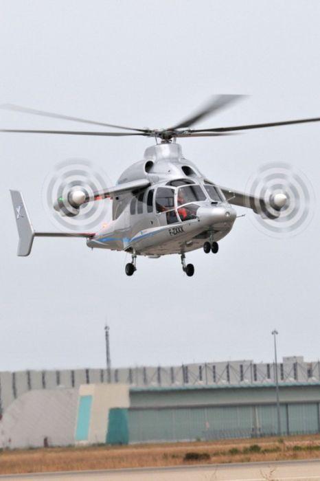 Вертолет-самолет Le X3