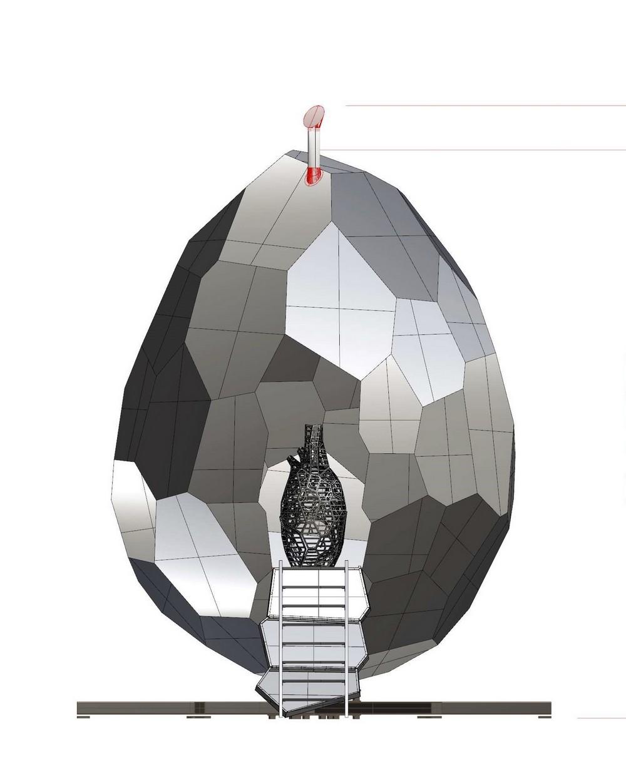 Золотое яйцо заставит попотеть