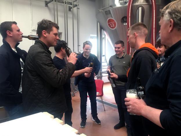 Датские пивовары выпустили партию пива на моче с музыкального фестиваля