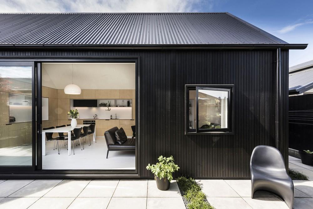 Дом в Новой Зеландии