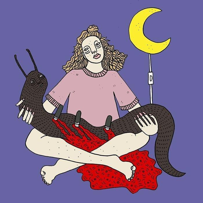 Современные женщины и демоны, которые в них скрываются