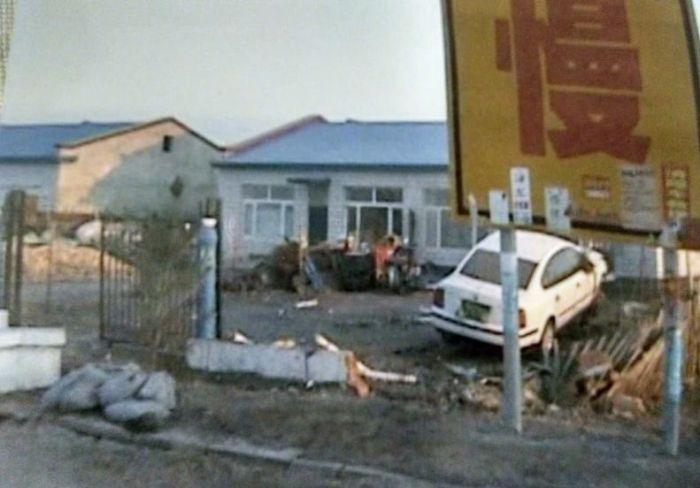 За год в жилой дом врезалось 48 автомобилей