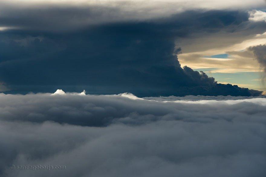 Захватывающие дух фотографии из кабины пилотов