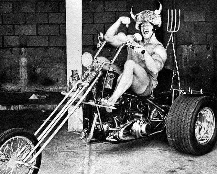 Машины и мотоциклы Арнольда Шварценеггера