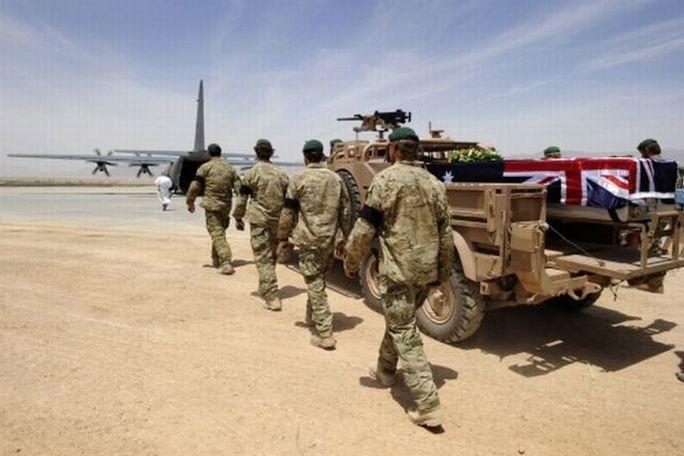 SASR - австралийский спецназ